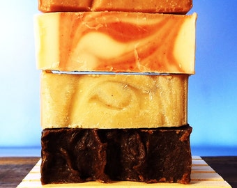 Various Scented Soap - All Natural Scented Soap - Various Types - All natural