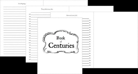 book of centuries printable pdf download