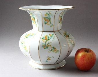 Baensch Lettin Art Déco vase porcelain antique, Hollywood Regency Glam, wedding gift, Germany 20s 30s, gift her wife girlfriend
