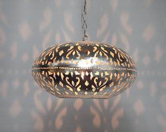 Oriental Arabic (Moroccan Egyptian) Pendant lamp Sultan