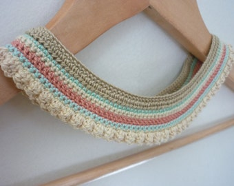 Crochet Necklace Pattern N13