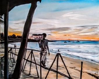 Pemba Beach, Mozambique
