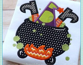 Witch & Cauldron...Onesie/Shirt