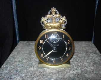 Gothic Vintage Alarm Clock