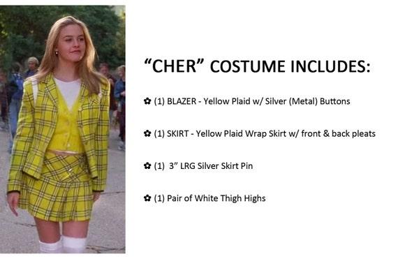 Clueless Costume  sc 1 st  movieweb & Clueless Costume 28570 | MOVIEWEB