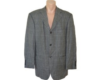 Vintage Softwear DESCH Since 1874 men blazer 100% wool