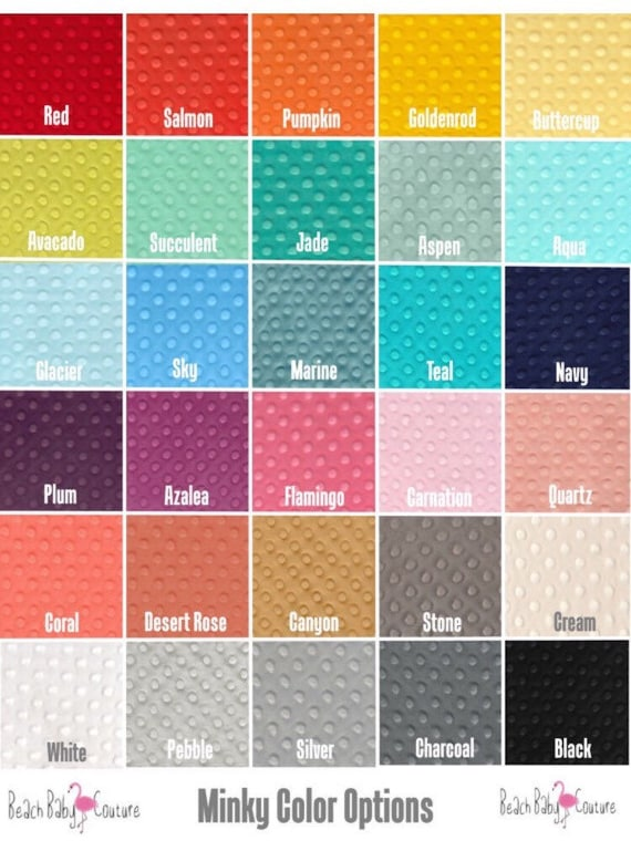 Minky Fitted Crib Sheet Changing Pad Cover Standard Or Mini