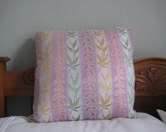Vintage Fabric Cushion