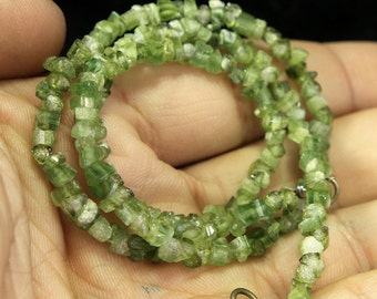 Green Tourmaline String