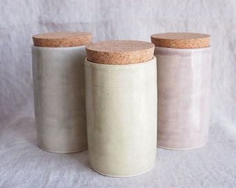 Tall Jar (please select one)
