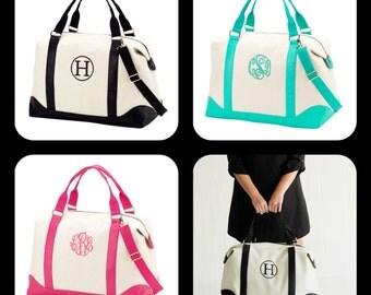 Sullivan Weekender Bag Monogrammed