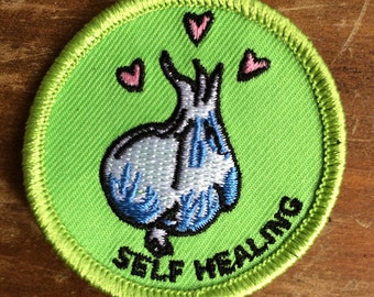 Self Healing Merit Badge