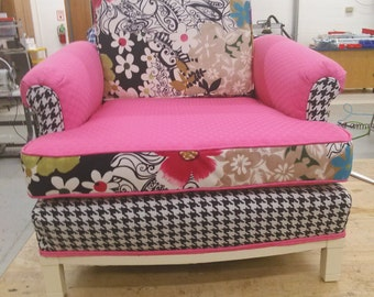 Cute Upholstered Chair