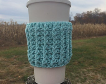 Coffee or Drink Sleeve Cozy- wash & reuse (ready to ship)