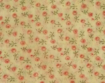 Pretty Yellow Chiffon Fabric