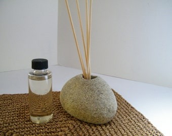 Reed Diffuser/ Stone Diffuser/ Fragrance Oil Set