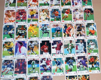 GUM CHAMPIONS cards rare collection football players cards