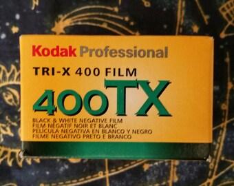 5 pack of Kodak Tri-X 400TX BW