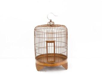 Chinese Antique Birdcage