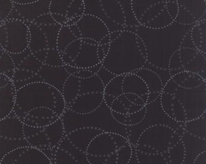 Modern BG Ink XOXO Black - 1/2yd