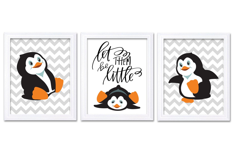 Pittsburgh Penguins Bedroom Decor Penguin Decor Etsy