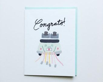 Congrats Wedding Card 2