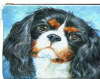 Gorgeous King Charles Cavalier Accessory Bag