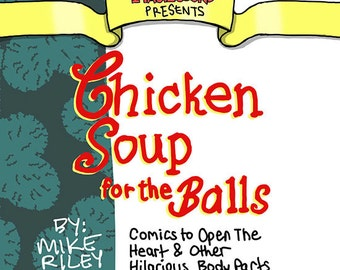 Chicken Soup for the Balls/Foork Combo Pack