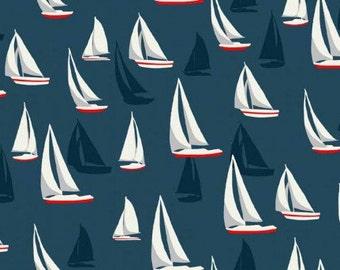 "Makower.UK ""Sail Boats"""