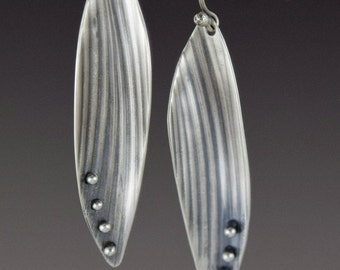Sterling silver - dangle earrings