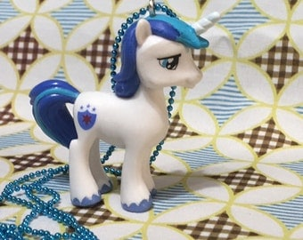 My Little Pony Shining Armor necklace