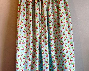 Skirt - Cherry Midi Skirt