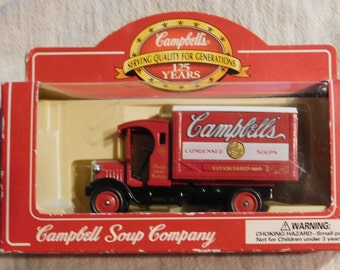 Campbell's Die Cast 125th Anniversary Made in England