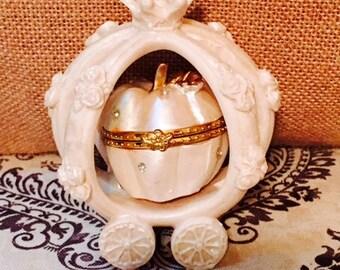 Cinderella Crystal Pumpkin Carriage