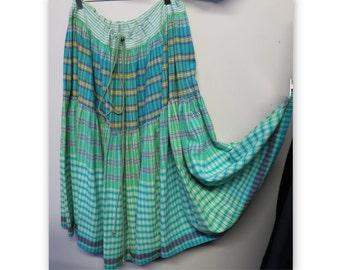 Skirt KENZO JAP vintage, collector