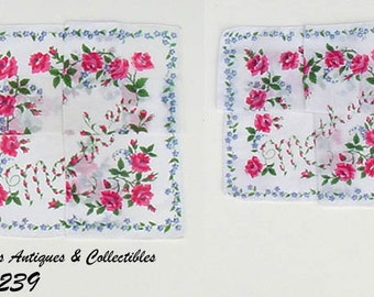 Vintage Handkerchief for Mother -- There are 2 Available in Listing (Inventory #M2239)
