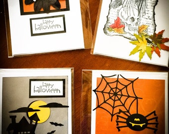 Halloween Cards - Ready to Send!