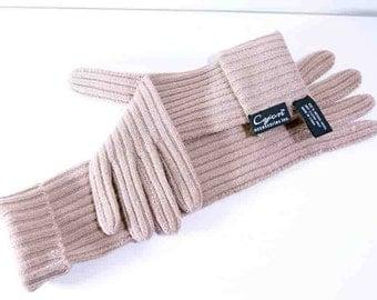 Vintage Wool Gloves