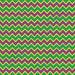 Purple, yellow and green chevron HEAT TRANSFER vinyl sheet zig zag pattern Mardi Gras HTV182