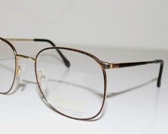 Vintage Charmant eyeglasses frame titanium made in japan #US7613