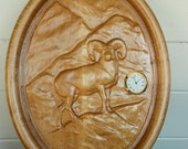Wood Carving for Sale ~ W...