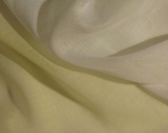 1 Metre x 150cm of Good Quality White 100% Egyptian Cotton Cheesecloth Muslin Fabric