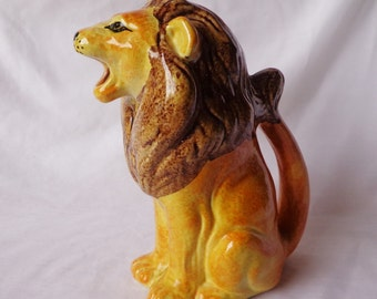 CREAMER ~  Lion Creamer ,  King of the Jungle, Hard to Find