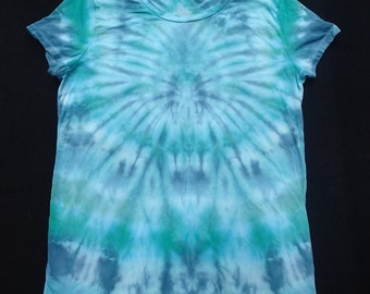Women's Medium Tie-Dyed T-Shirt