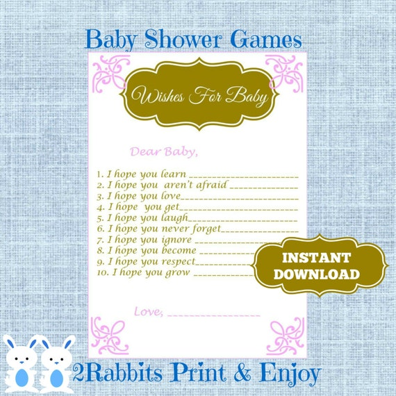 wishes for baby cards baby shower wishes princess baby shower games