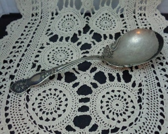 Vintage WM Rogers and Son AA Large Spoon