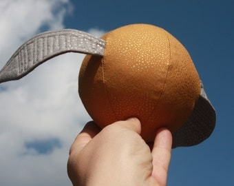 Harry Potter rattle ball toy--The Golden Snitch-MTO
