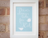 Time for Tea - Gicleé Print