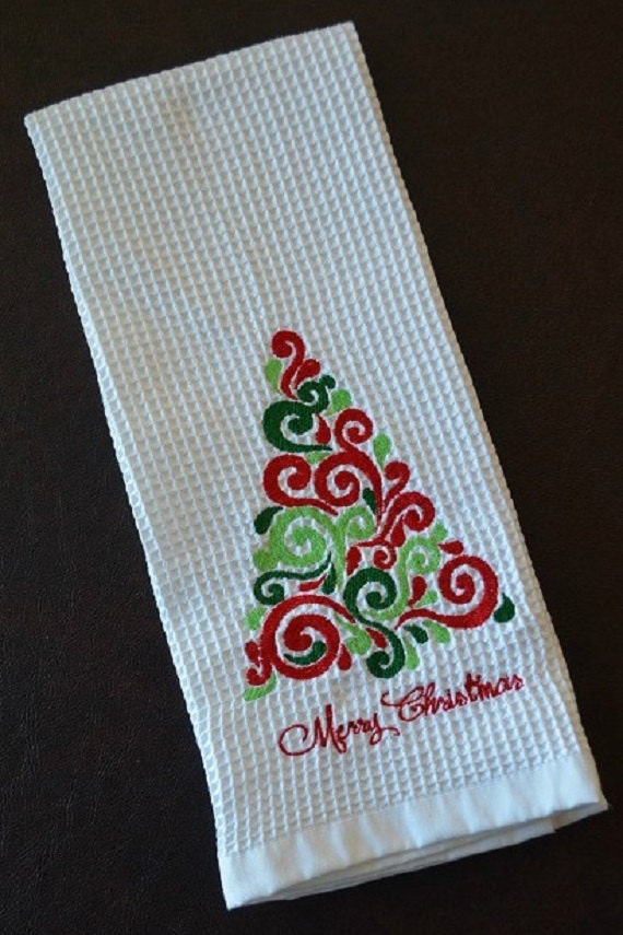 Christmas Trees Kitchen Towels Page Three Christmas Wikii