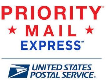1 Day Express Upgrade Shipping